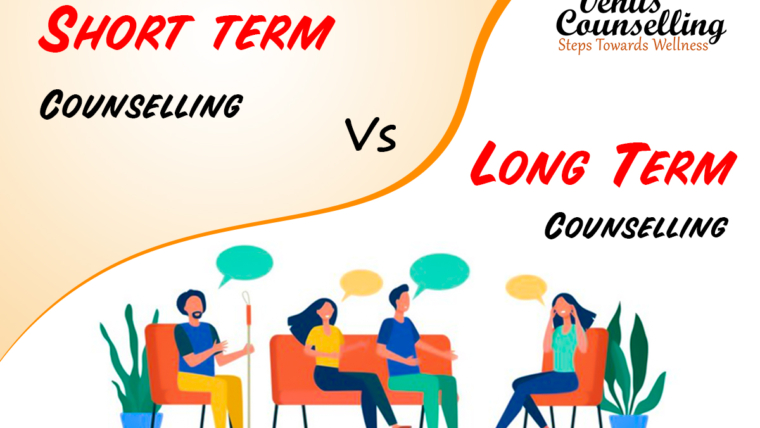 Short term Counselling Vs Long Term Counselling